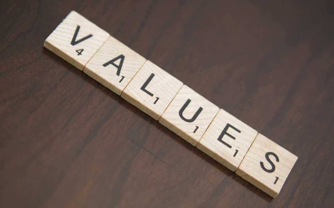 Start to Tell Your Core Values Story